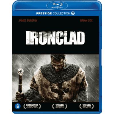 Ironclad BLU-RAY MOVIE