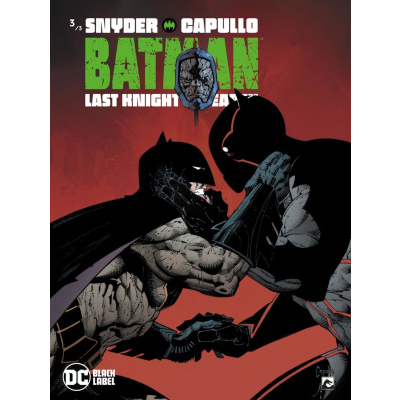 DC: Batman Last Knight on Earth 3 (NL-editie) COMICS