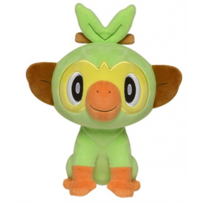 Pokemon Grookey Pluche 21cm PLUCHE