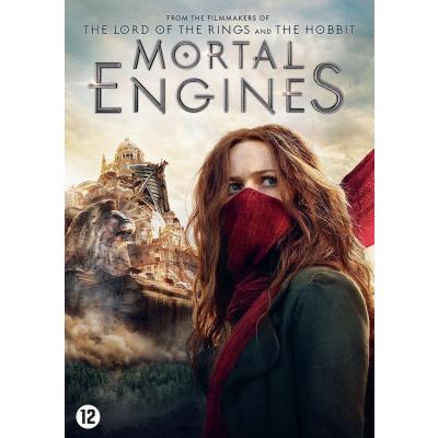 Foto van Mortal Engines DVD