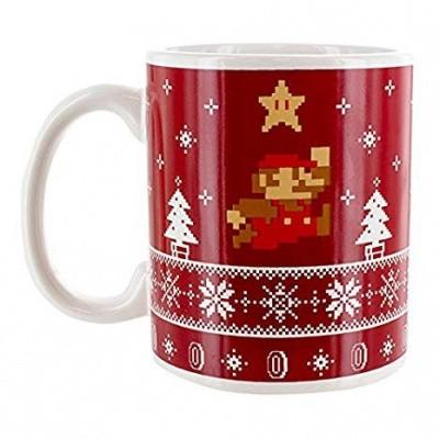 Foto van Nintendo Super Mario (Holidays) Mug MERCHANDISE