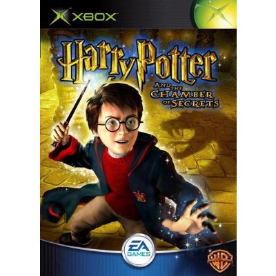 Foto van Harry Potter En De Geheime Kamer XBOX