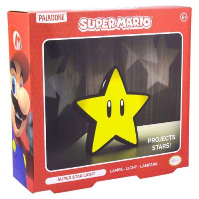 Nintendo Super Mario Bros Super Star Light MERCHANDISE