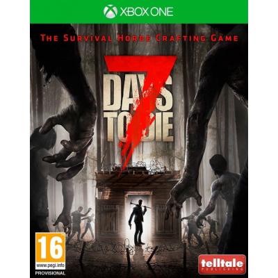 Foto van 7 Days To Die XBOX ONE