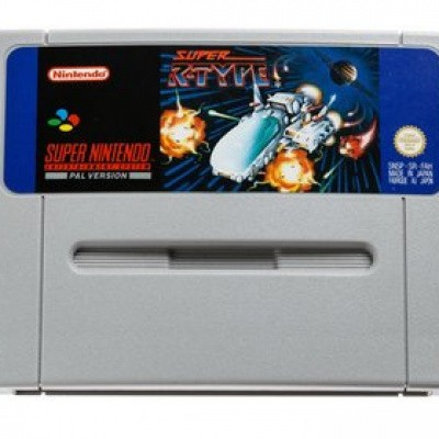 Foto van R-Type III (Losse Game) SNES