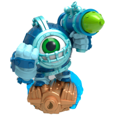 Dive-Clops No. 87527888 Superchargers Water SKYLANDERS