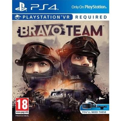 Bravo Team (VR) PS4
