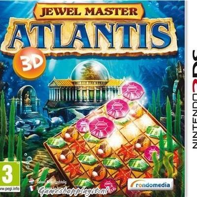 Foto van Jewel Master Atlantis 3DS