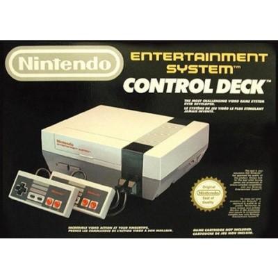 Foto van NES Console Boxed