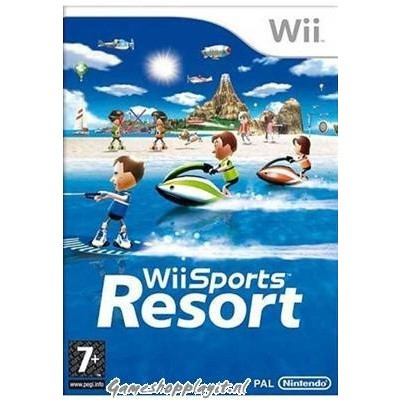 Wii Sports Resort (Game Only) WII