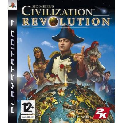 Civilization Revolution Sid Meier's PS3