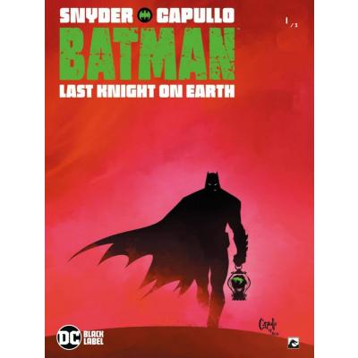 DC: Batman Last Knight on Earth 1 (NL-editie) COMICS