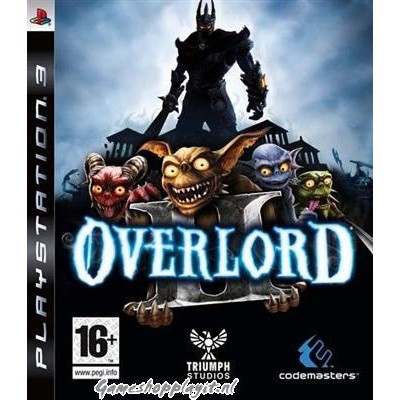 Overlord II PS3