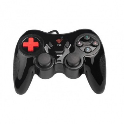 Foto van Genesis Wired Gamepad (Pc compatible) PS3