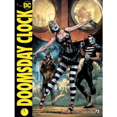 DC: Doomsday Clock 3 (NL-editie) COMICS