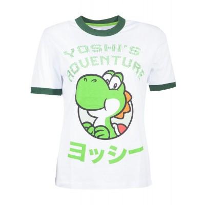 Nintendo - Super Mario Yoshi Women's T-Shirt - M MERCHANDISE