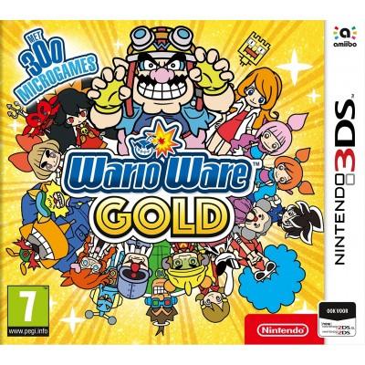 Foto van Wario Ware Gold 3DS