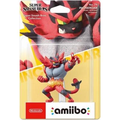 Amiibo Incineroar (Super Smash Bros. Coll.) AMIIBO