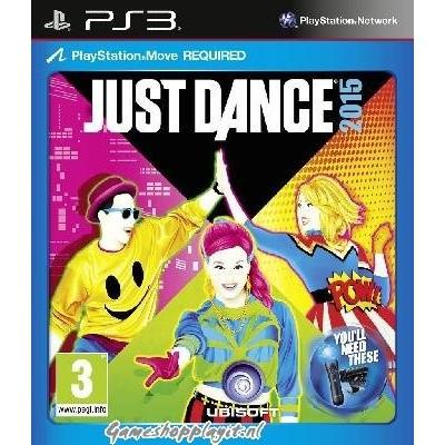 Foto van Just Dance 2015 PS3