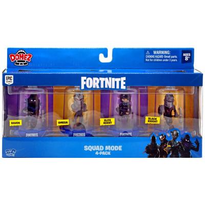 Fortnite Squad Mode 4 Pack MERCHANDISE