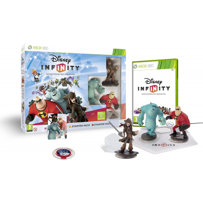 Disney Infinity 1.0 Starter Pack XBOX 360