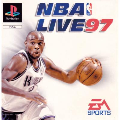 Foto van NBA Live 97 PS1