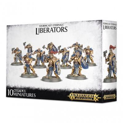 Stormcast Eternals Liberators Warhammer Age of Sigmar