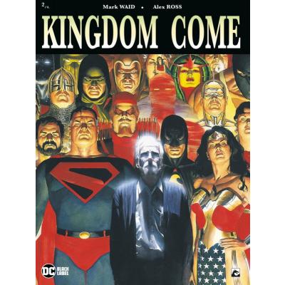 Foto van Kingdom Come 2 (NL-editie) COMICS