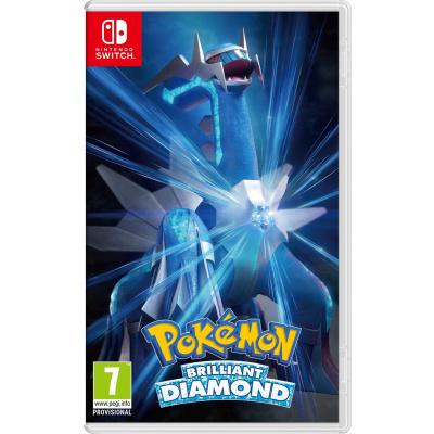 Foto van Pokemon Brilliant Diamond SWITCH