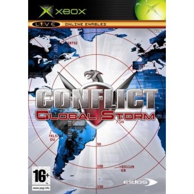 Conflict Global Storm XBOX