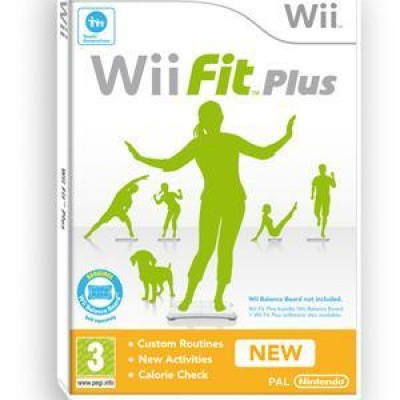 Wii Fit Plus (Losse Game) WII