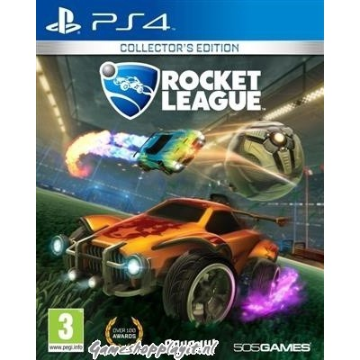Foto van Rocket League Collector's Edition PS4