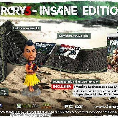 Foto van Far Cry 3 (Insane Edition Ce) PC