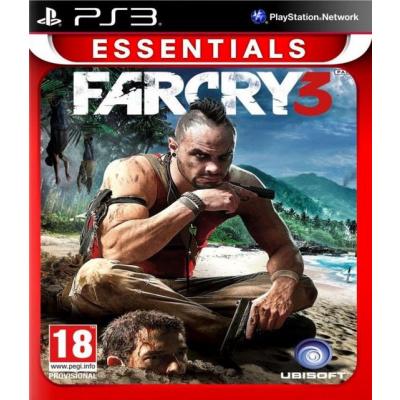 Foto van Far Cry 3 (Essentials) PS3