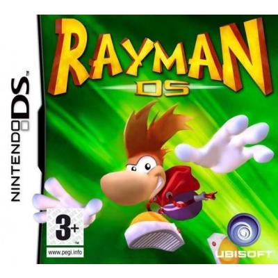 Rayman Ds NDS
