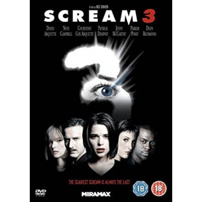 Foto van Scream 3 DVD MOVIE
