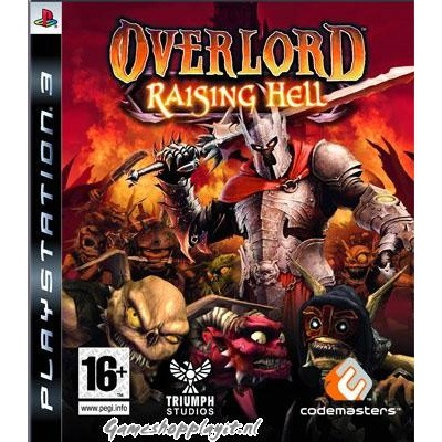 Overlord Raising Hell PS3