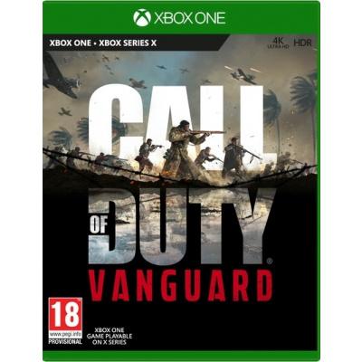 Foto van Call of Duty: Vanguard XBOX ONE