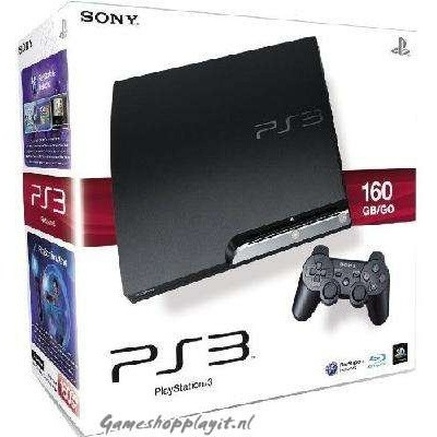 Foto van Console 160Gb Slim PS3