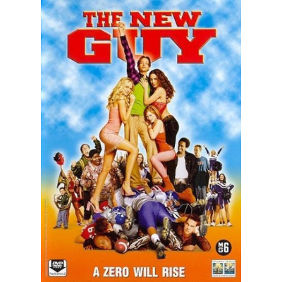 Foto van The New Guy DVD