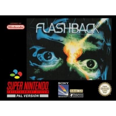 Foto van Flashback SNES
