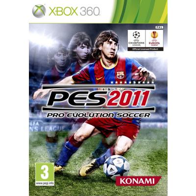 Pro Evolution Soccer 2011 (Pes 2011) Promo XBOX 360