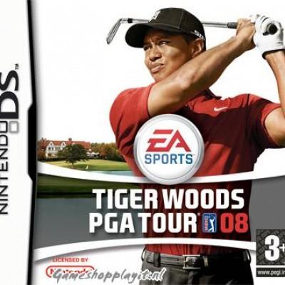Tiger Woods Pga Tour 08 NDS
