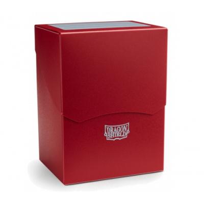 TCG Deckbox Dragon Shield Deck Shell - Red DECKBOX