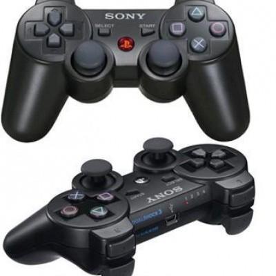 Foto van Dualshock 3 Controller Black(Zwart) PS3