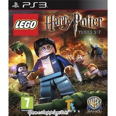 Lego Harry Potter Jaren 5-7 PS3