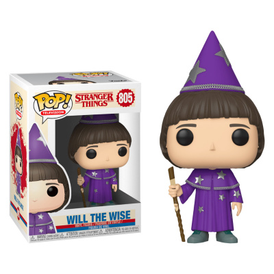 Pop! Television: Stranger Things - Will the Wise FUNKO