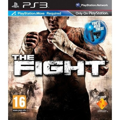 The Fight (Move) PS3