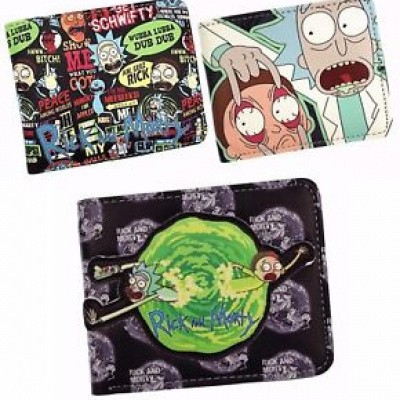 Foto van Rick & Morty Wallet
