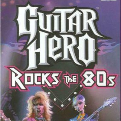 Guitar Hero: Rocks The 80'S PS2